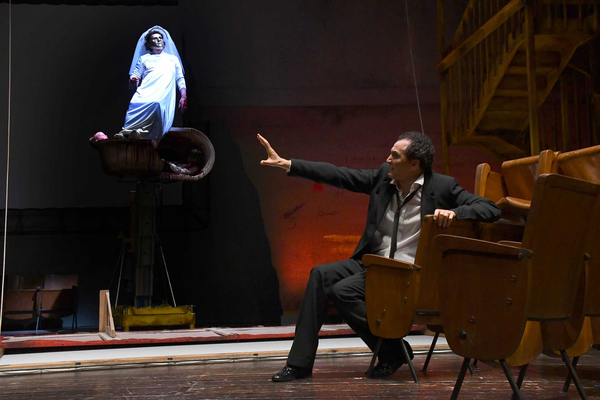 Conversando di teatro - Medea