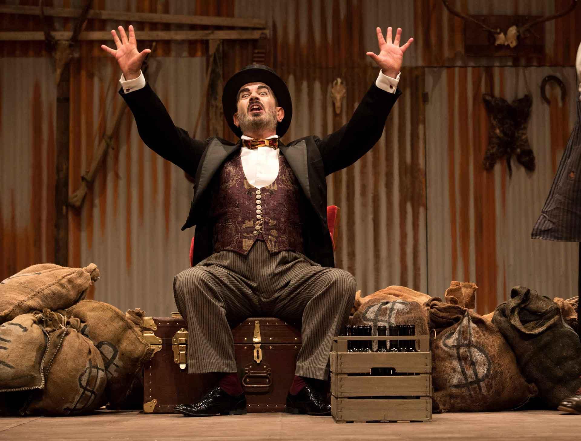 Conversando di teatro - Mr. Pùntila e il suo servo Matti