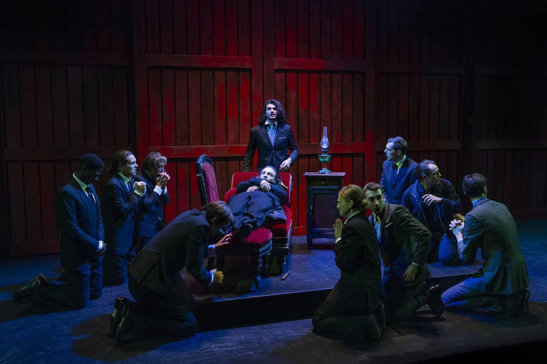 Conversando di teatro - La tragedia del vendicatore