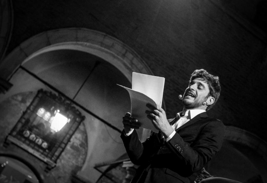 ERT al Festival Filosofia 2019 // Lino Guanciale - Roberto Escobar