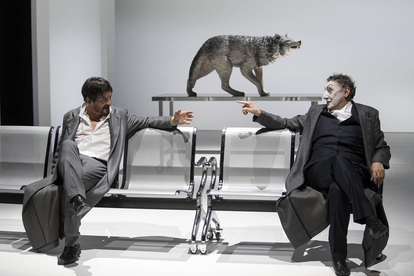 Conversando di teatro - Scene da Faust