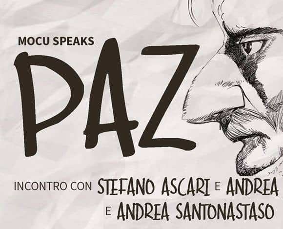 MoCu Speaks  - Paz